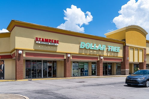 Hoover Commons Dollar Tree