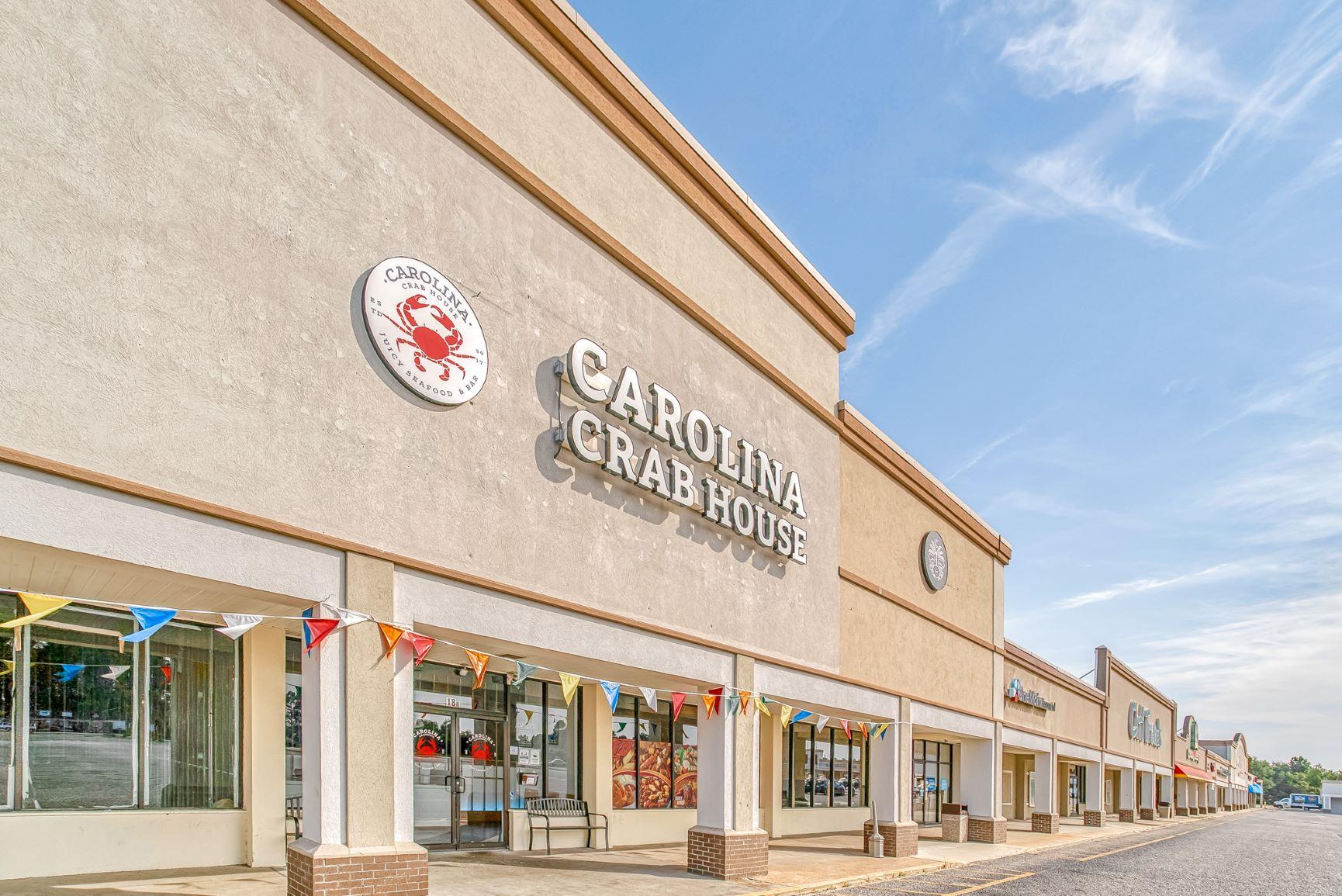 Wesmark Plaza - Carolina Crabhouse