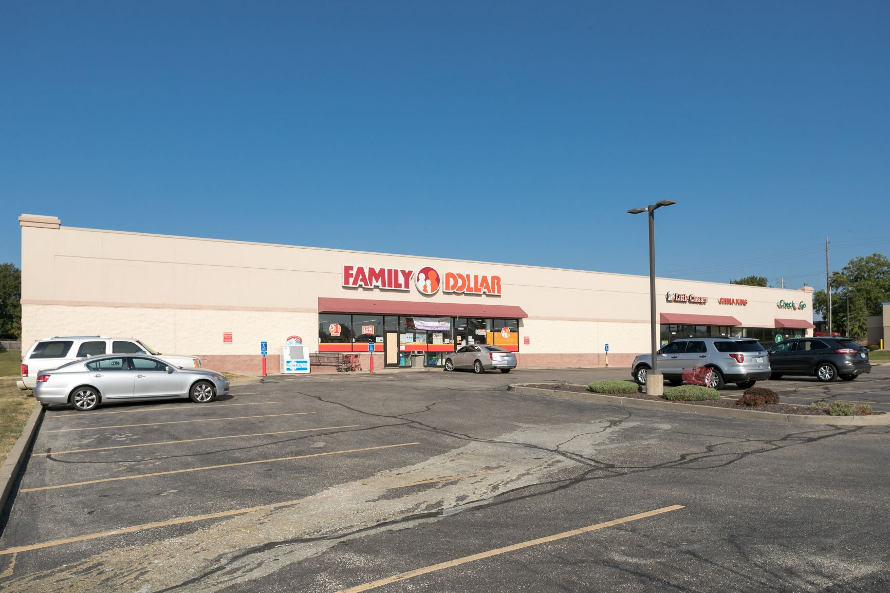 Mayfair Plaza - Family Dollar