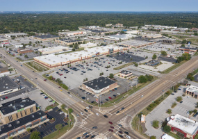 Fairview Heights - aerial