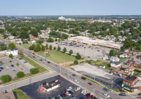 Lemay Shopping Center - Aerial