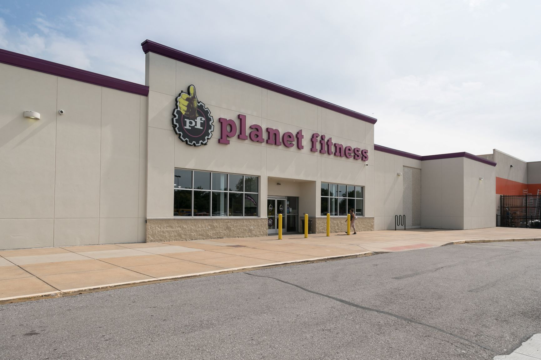 Overland Crossing - Planet Fitness