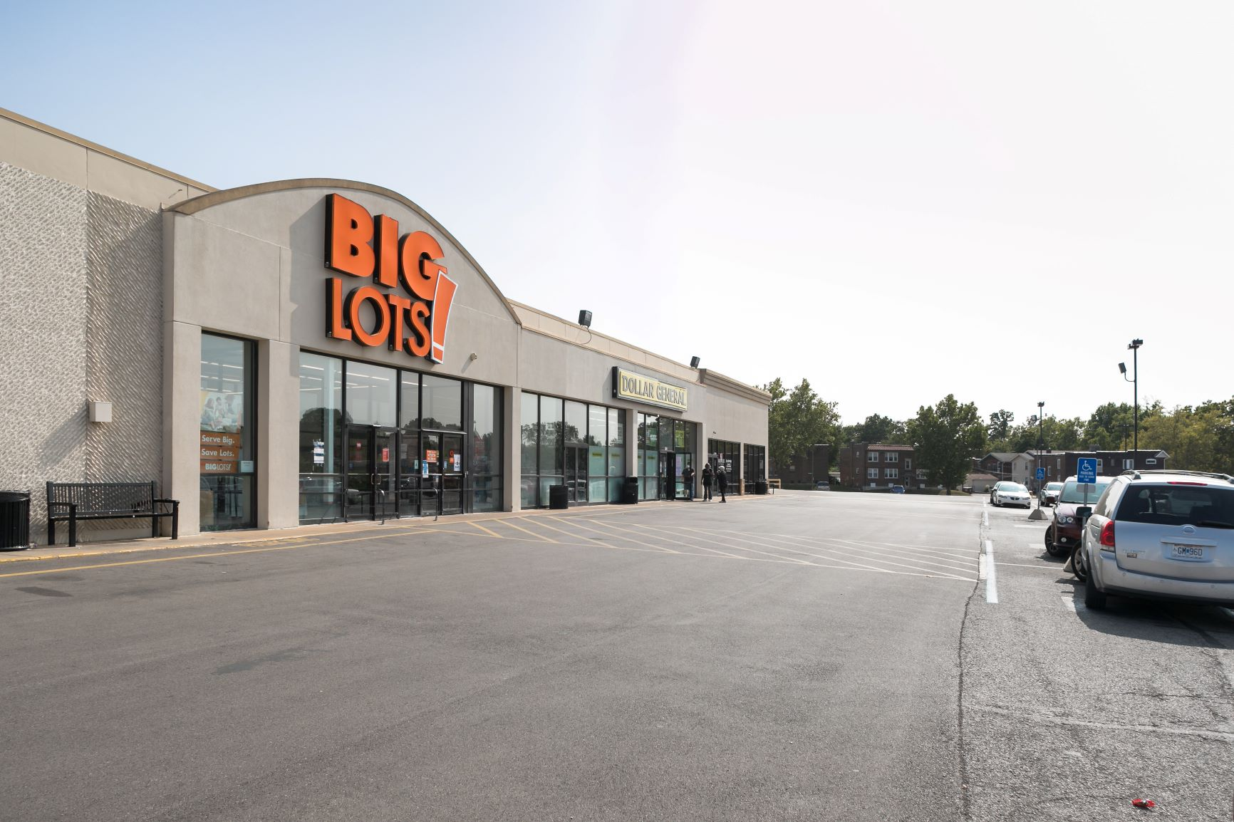 King's Highway Shopping  - Big Lots