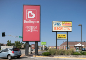 King's Highway Shopping  - sign