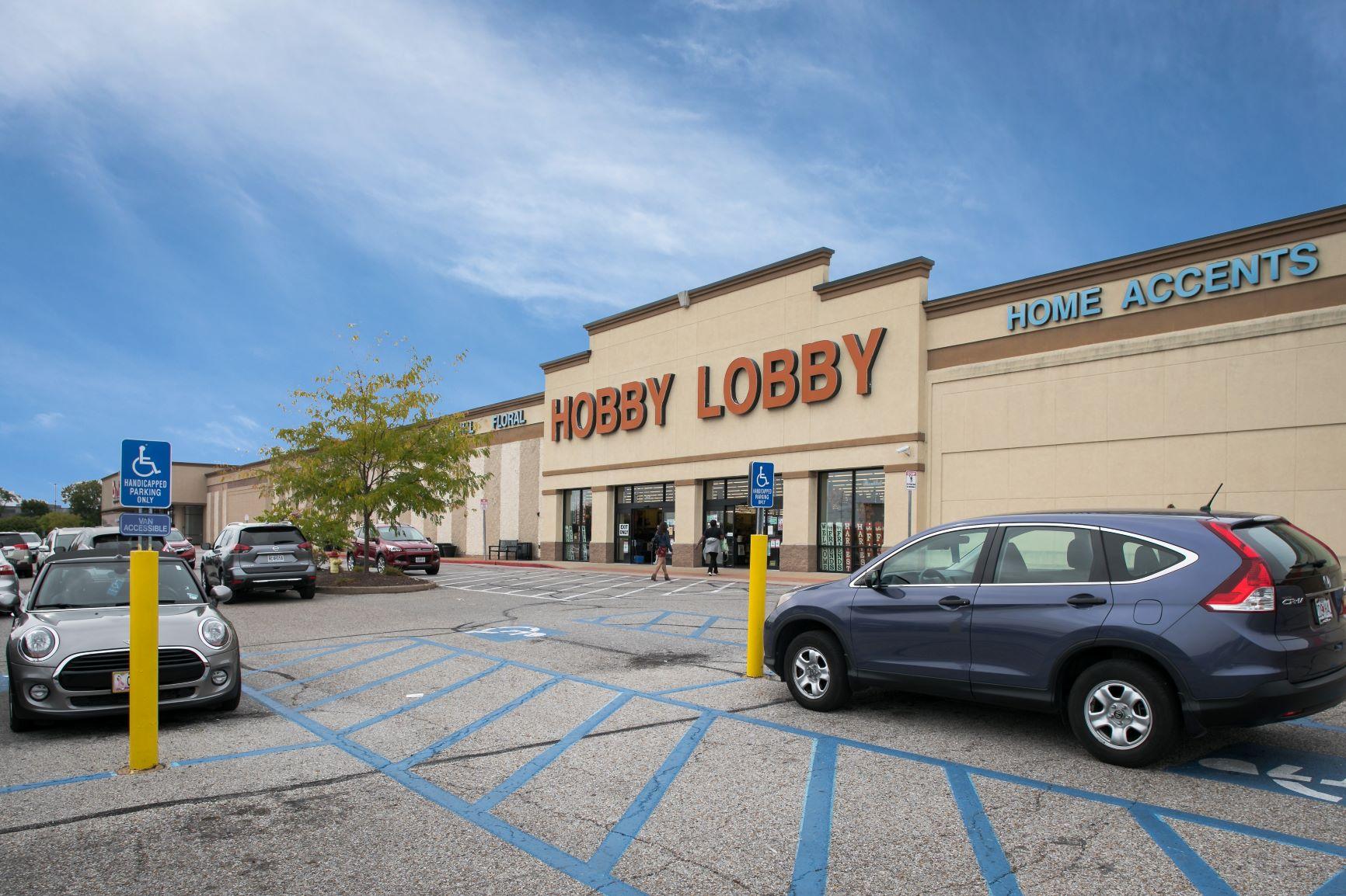 Kirkwood Crossing - Hobby Lobby