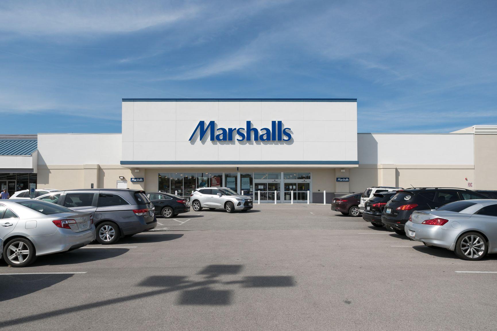 Ballwin Plaza - Marshalls